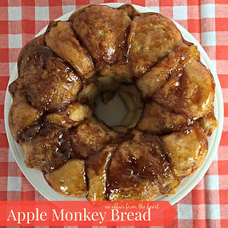 Apple Monkey Bread