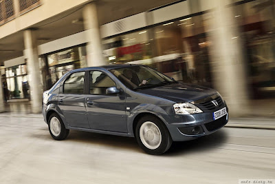 New Dacia Logan