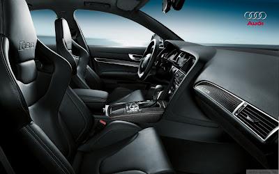 2009 Audi RS6 седан