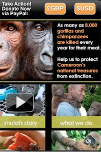 Ape Action Africa- screenshot thumbnail