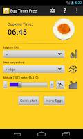 Screenshot of Egg Timer Free