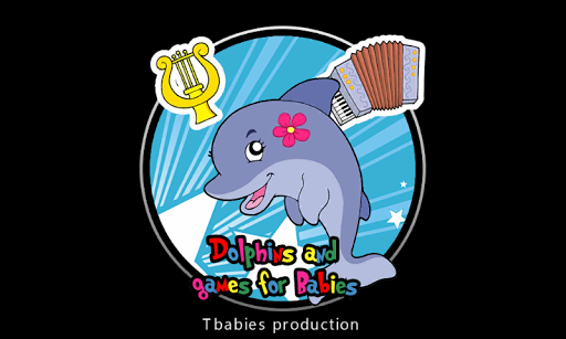 dolphin and games for babies