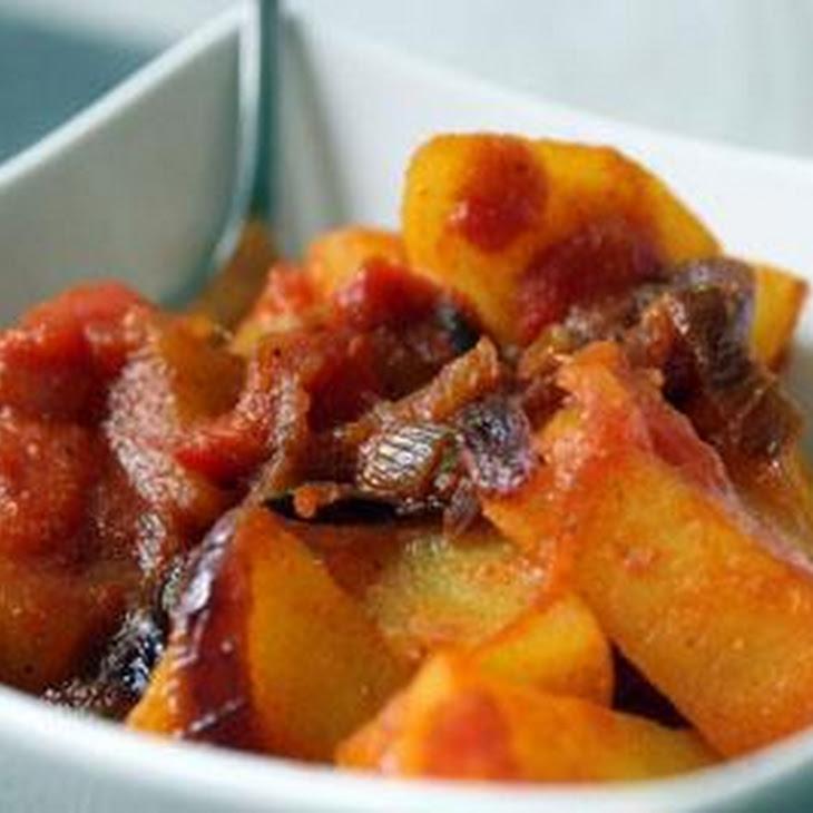 Gluten Free Bombay Potatoes Recipe