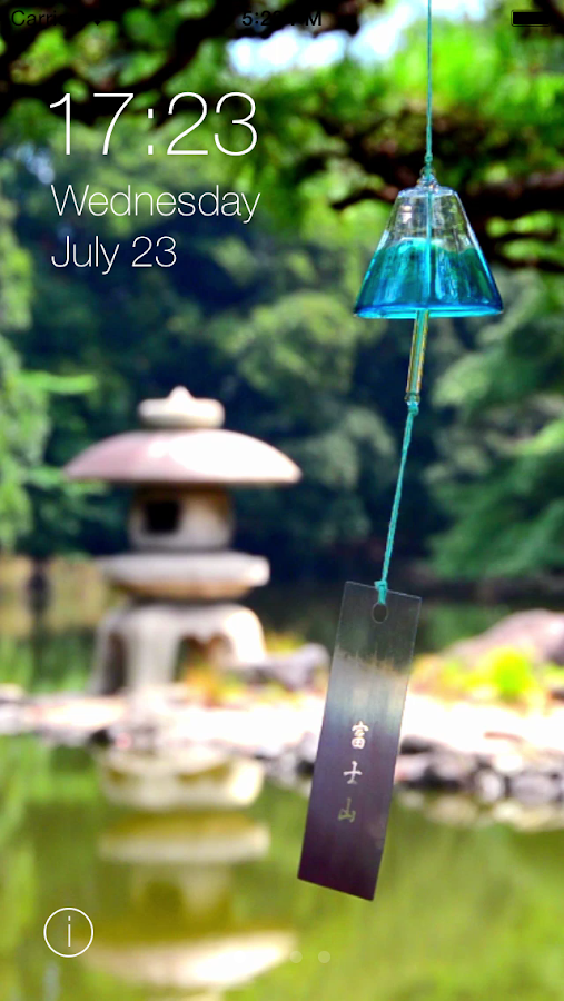 Furin -Japanese Wind Chime-- screenshot
