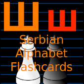 Serbian Alphabet Flashcards