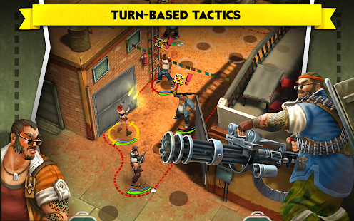 AntiSquad Tactics Premium- screenshot thumbnail