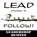 Good Leadership Quotes logo