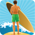 Surfing Boy icon