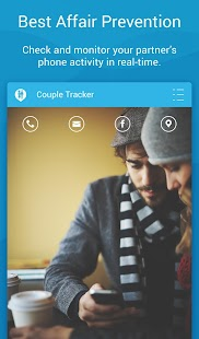 Couple Tracker -Mobile monitor - screenshot thumbnail