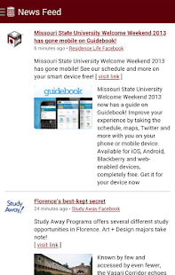 MSU Mobile - screenshot thumbnail