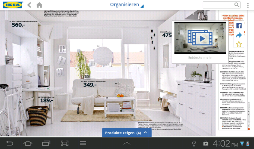 ikea katalog android apps auf google play. Black Bedroom Furniture Sets. Home Design Ideas
