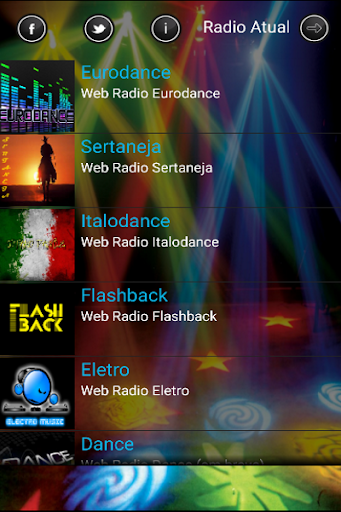 Stream FM Web Radios