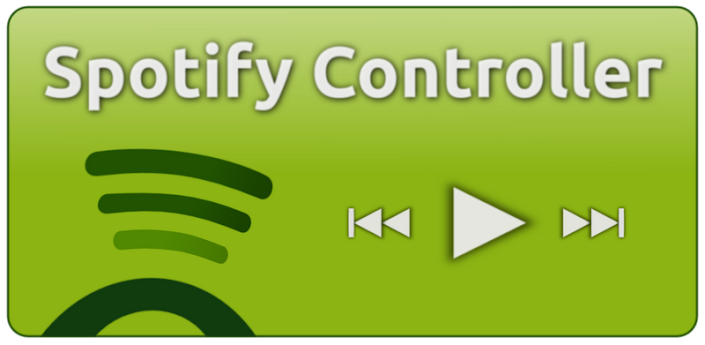 Spotify Controller