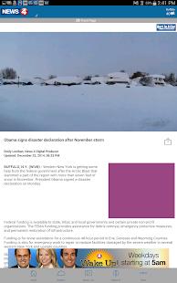 WIVB News 4 - screenshot thumbnail