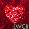free heart live wallpaper icon