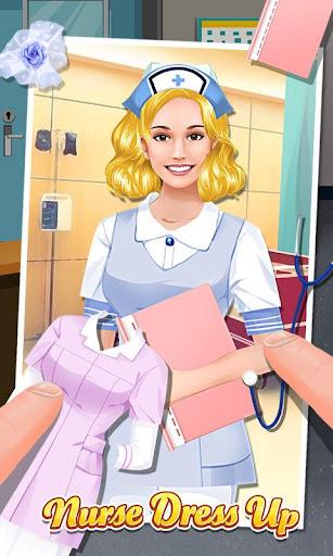 Nurse Dress Up - Girls Games