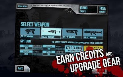 Judge Dredd vs. Zombies Screenshot 2