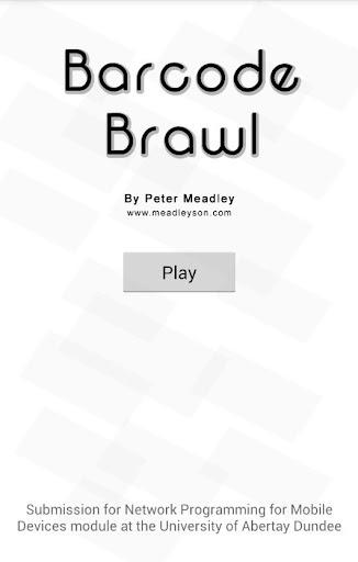 Barcode Brawl