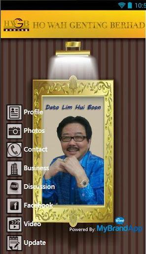 Dato Lim Hui Boon