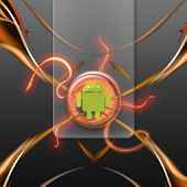Android Fire Theme