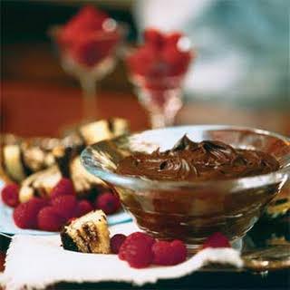 Chocolate-Cherry Surprise Cheesecake.