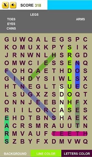 玩免費拼字APP|下載Word Search Game - Free app不用錢|硬是要APP