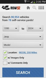 ROW52 Search Junkyards!- screenshot thumbnail