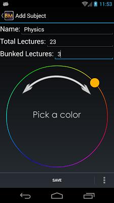 Bunk Manager ( Attendance ) - screenshot