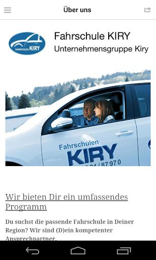 Fahrschulen Kiry