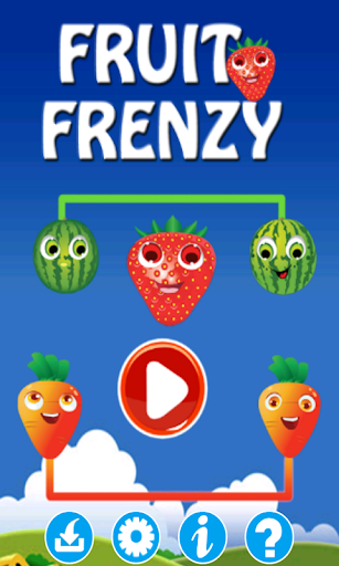 Fruit Frenzy : Connect All