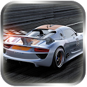 Speed Street Racing car icon