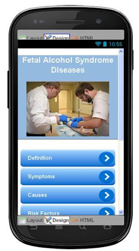 Fetal Alcohol Syndrome Disease