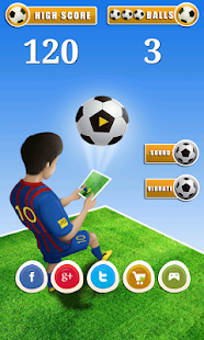 Virtual Dribbler- screenshot thumbnail