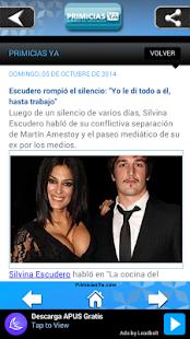 Noticias y Prensa - Argentina - screenshot thumbnail
