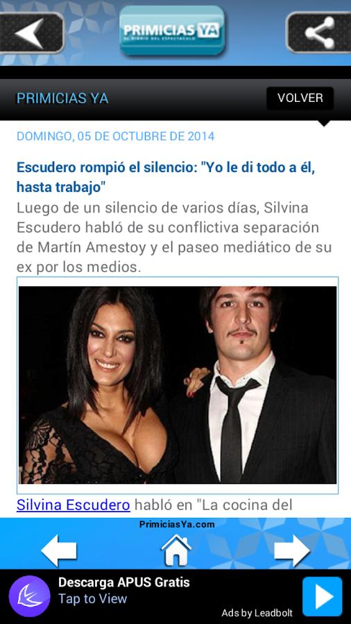 Noticias y Prensa - Argentina - screenshot