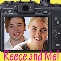 Reece Mastin PhotoBooth logo
