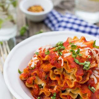 Vegetable Lasagna Roll-Ups