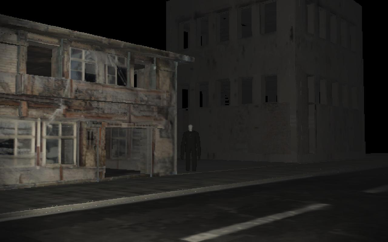 Streets of Slender- screenshot