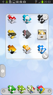TSF Shell Theme Puzzle HD - screenshot thumbnail