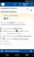 Screenshot of PaderSprinter