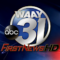 WAAY ABC 31 Mobile News App logo