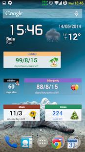 Event Countdown Widget Premium