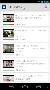 TCC Mobile- screenshot thumbnail