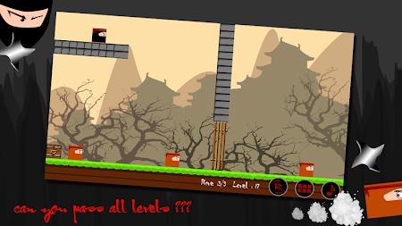 Ninja Invincible - ninja games 2.9 screenshot 135172
