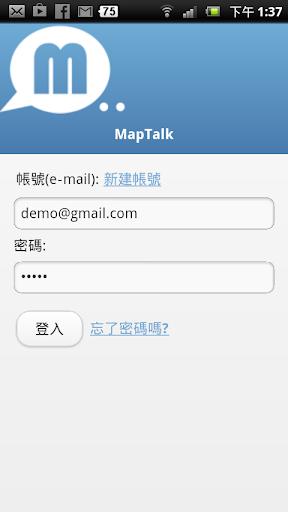 MapTalk