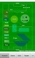Screenshot of Football Tactics Android