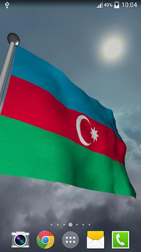 Azerbaijan Flag + LWP