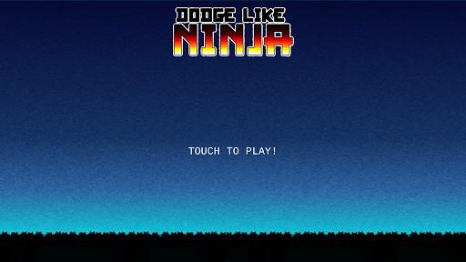 Dodge Like Ninja