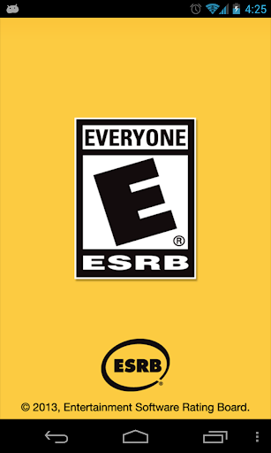 Game Ratings by ESRB