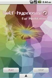 Self-Hypnosis for Meditation- screenshot thumbnail